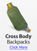 Cross Body Backpack
