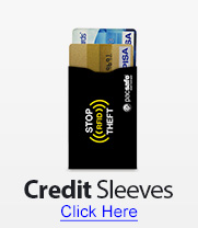 Credit Sleeves