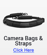 Camera Bags & Straps