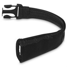 Luggage Straps pacsafe belt extender black
