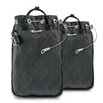 Pacsafe Travelsafe 5L GII-Charcoal(2 Pack)